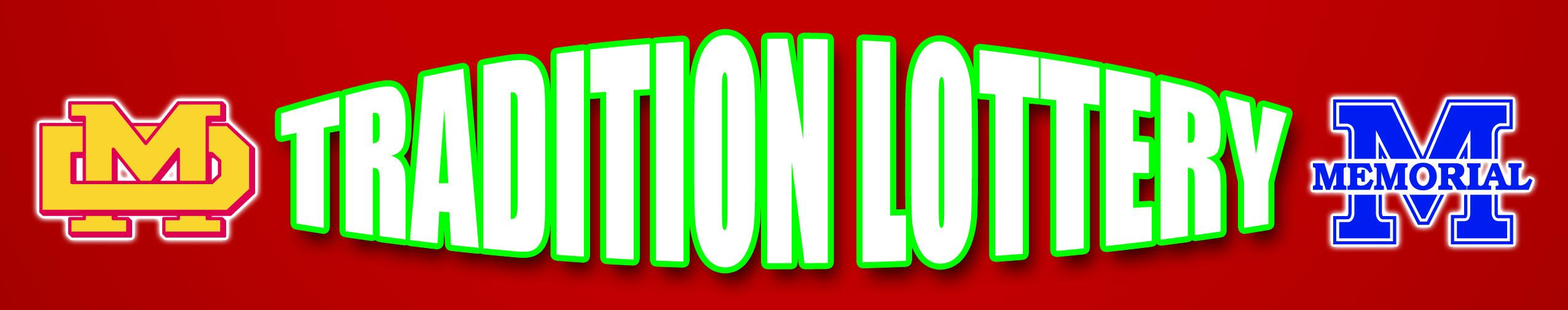 Tradition Lottery Logo
